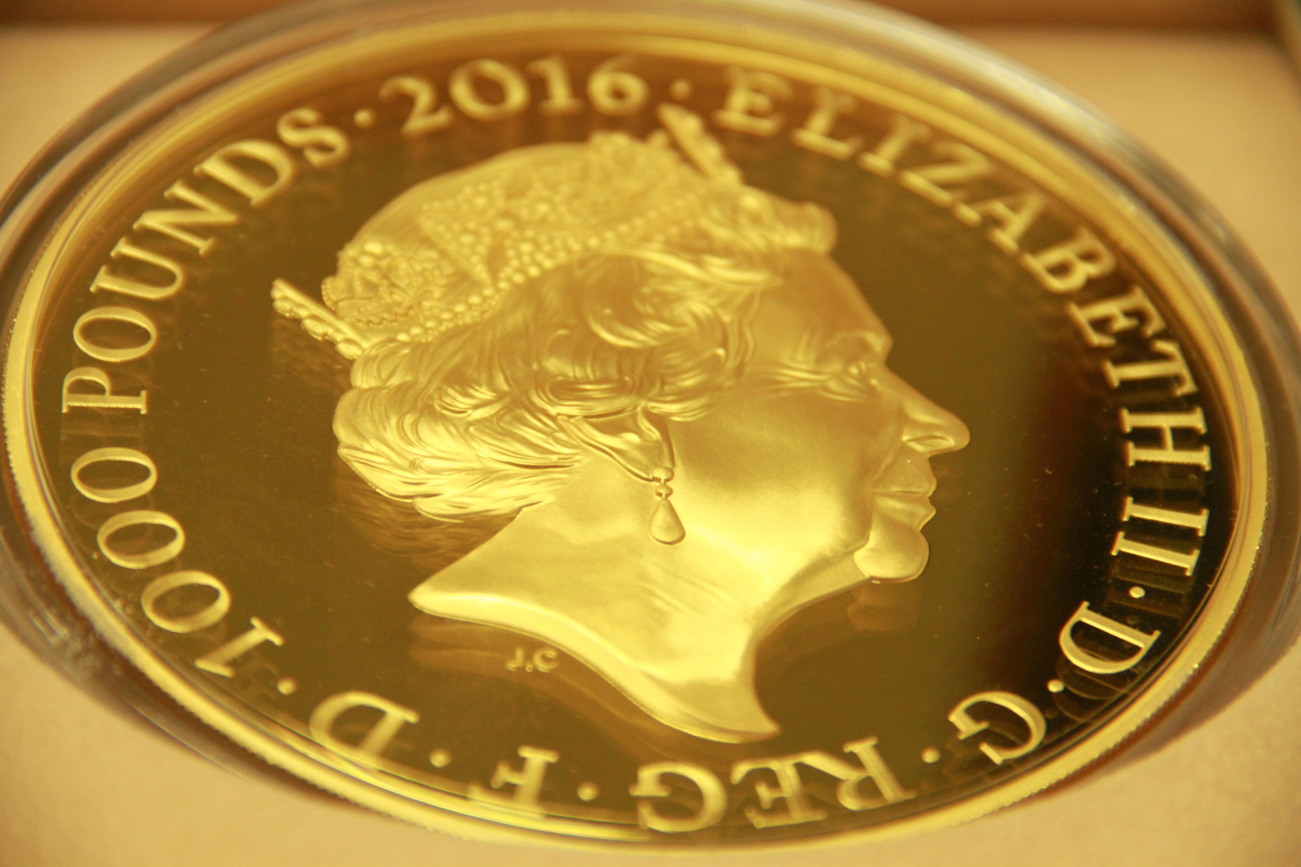 Avers pamätné mince
