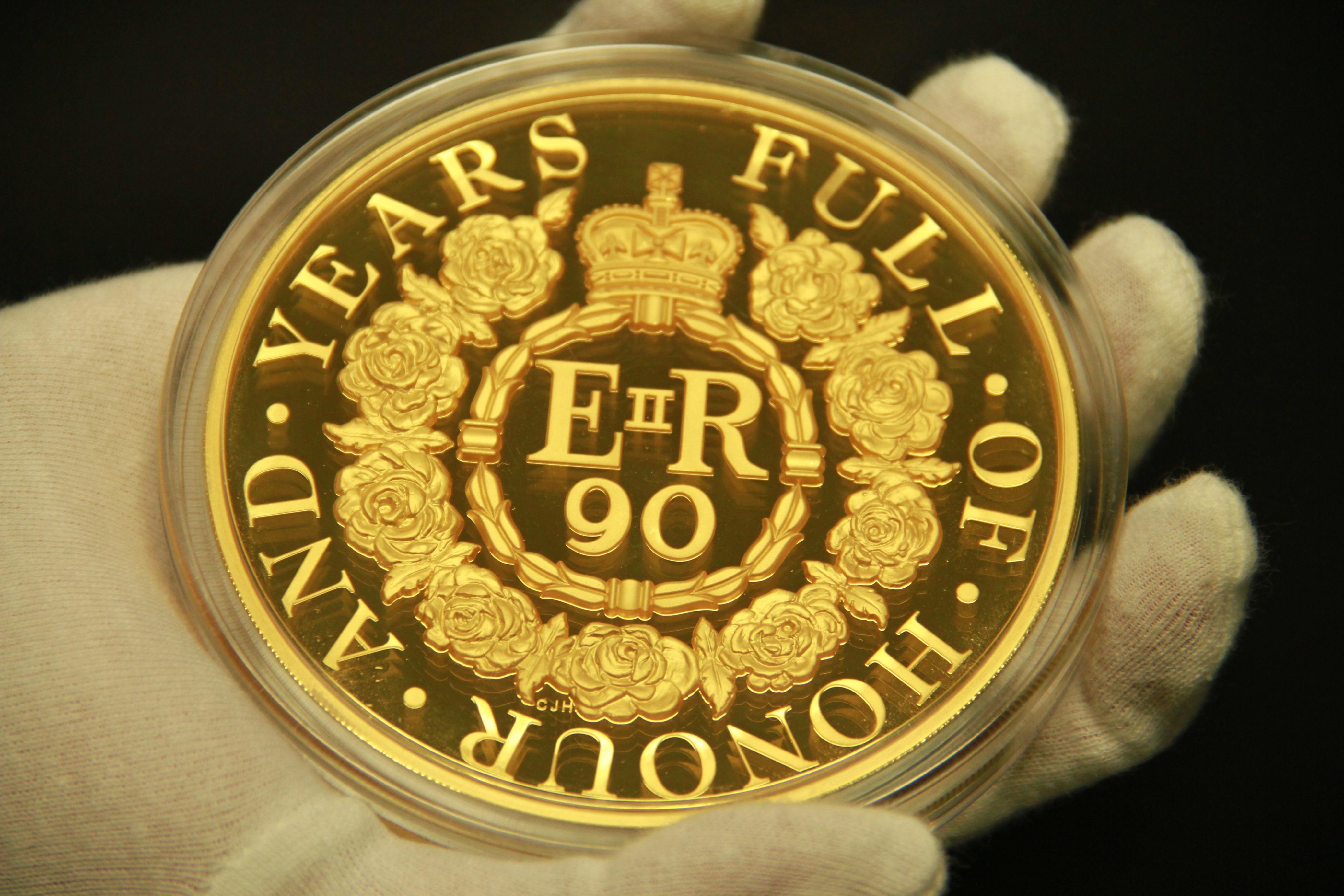 Reverz pamätnej mince