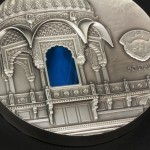 Kilová pamätná medaila od Tiffanyho