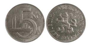 Obľúbené česko-slovenské mince, na ktoré radi spomíname