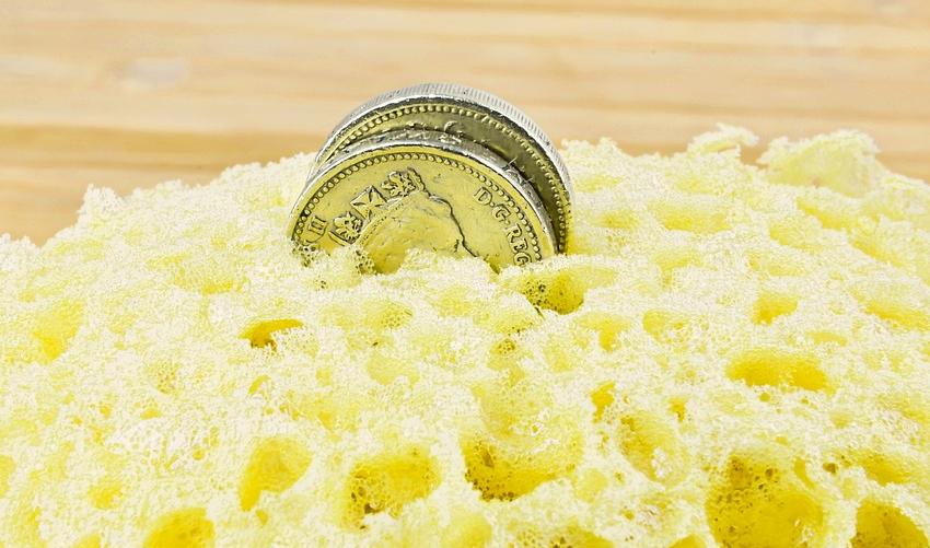 Ako vyčistiť mince