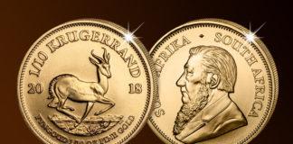 Investicna zlata minca