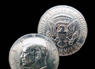 Historické strieborné doláre