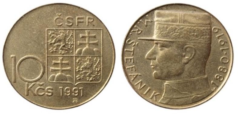 Stefanik mince zadarmo