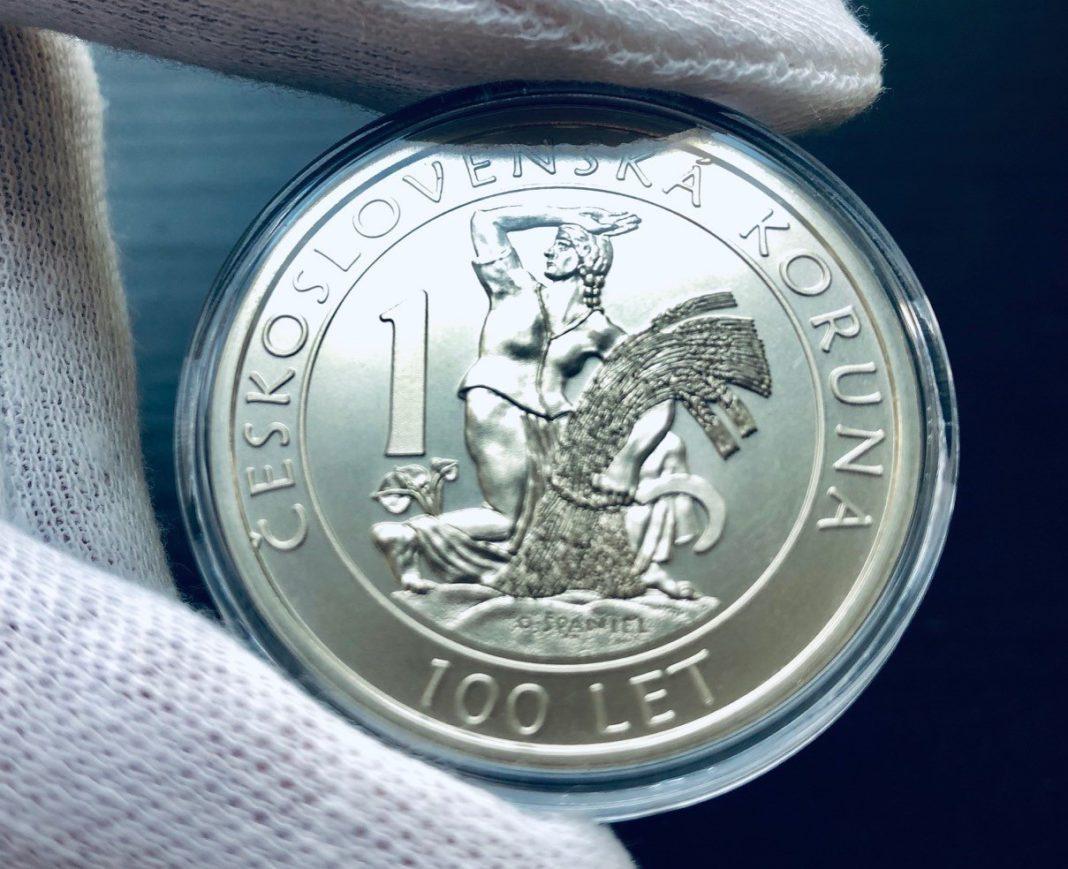 100. výročie vzniku československej koruny