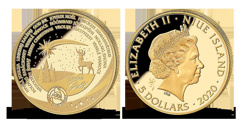 Vianočná minca